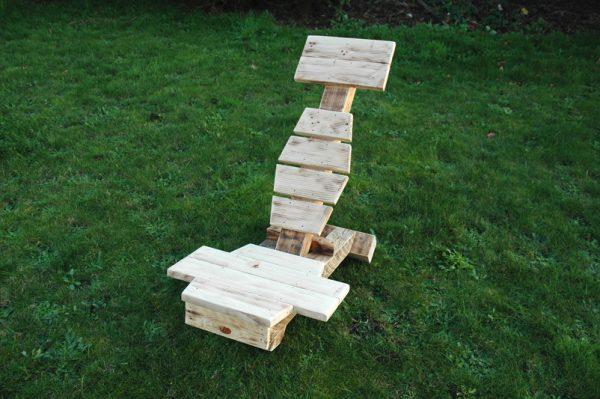 Fabrication en bois de palette creation palette - Fabrication meuble en bois de palette ...