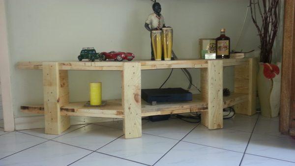 meuble sous télé