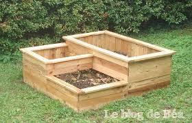 jardinière de sol en palette