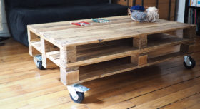 creation table basse