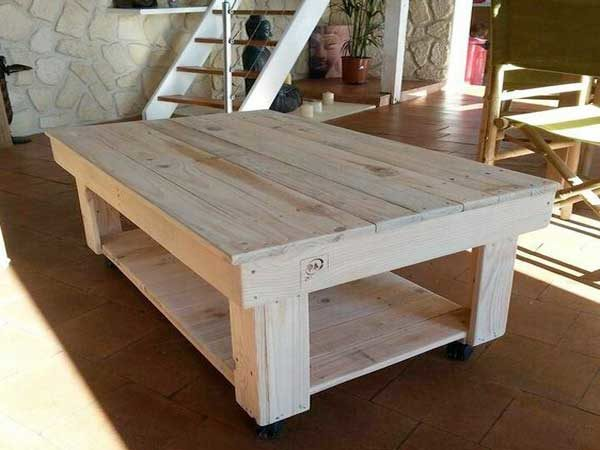 table basse pour salon